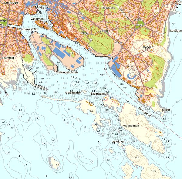 kart skudeneshavn Skudeneshavn Båtforening   Kart kart skudeneshavn