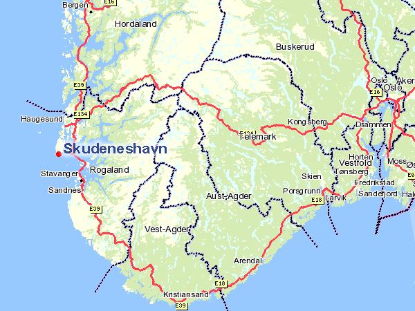 kart boknafjorden Skudeneshavn Båtforening   Kart kart boknafjorden